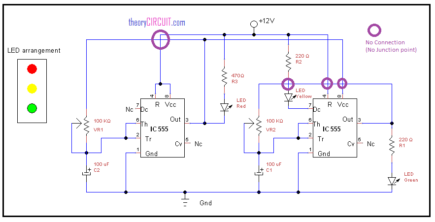 The Circuit Design I Use To Create A Variable Frequencygenerator