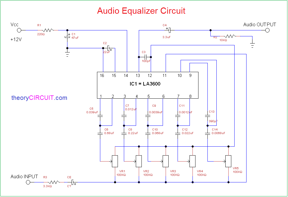 Bose Stereo Wiring Diagram