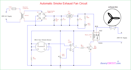 small resolution of automatic smoke exhaust fan circuitexhaust fan diagram 9