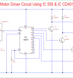 555 timer stepper motor controller circuit electronic circuit schematic simple motor stepper driver using [ 1291 x 617 Pixel ]
