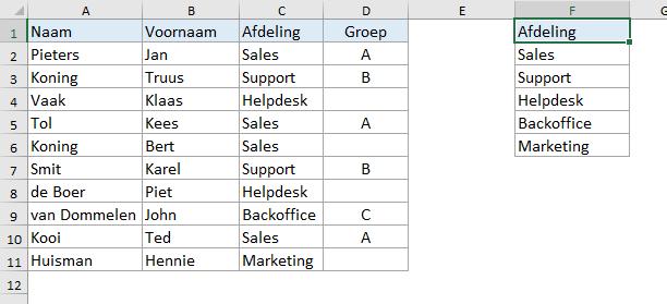 20 Excel tips die iedereen een Excel-expert kunnen maken 10