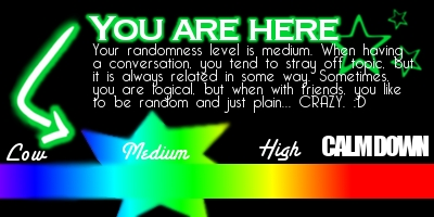 What Is Your Level Of Randomness?