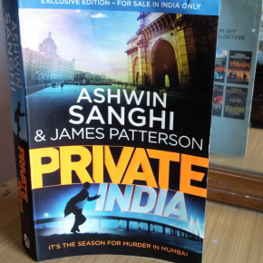 Book Review: Private India by Ashwin Sanghi and James Patterson