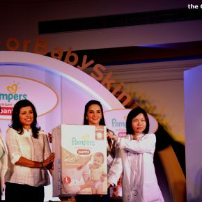 Pampers all set to launch 'Premium Care Pants' in India