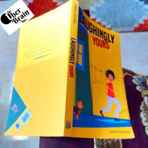 Laughingly Yours by Vinita Govind