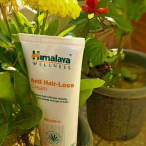 Himalaya Anti Hair-Loss Cream Review