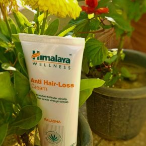Himalaya Anti Hair-Loss Cream Review