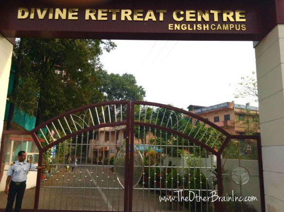 Divine Retreat Centre Muringoor Kerela