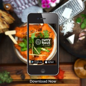 Curry Company (Curry Haus), Gurgaon Food Delivery App Review