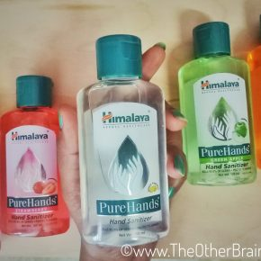 Himalaya PureHands Hand Sanitizer: Product Review