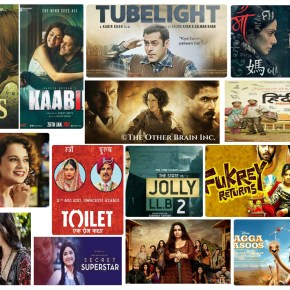 Films That Proved 2017 to be a 'Not So Blockbuster' Year for Bollywood!