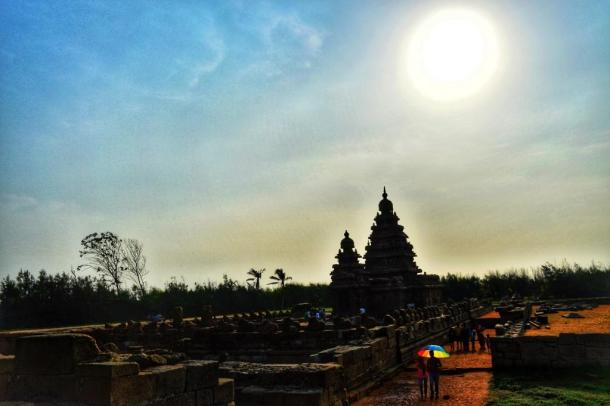Shore Temple - Interesting facts about Mahabalipuram Source: Copyright www.theotherbraininc.com