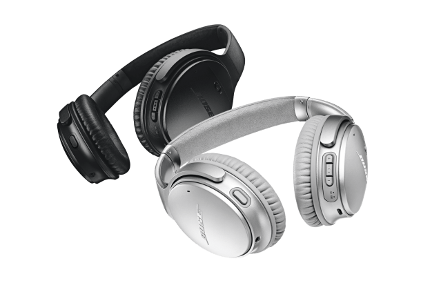Bose Quiet comfort 35 wireless headphones II #boseQC35