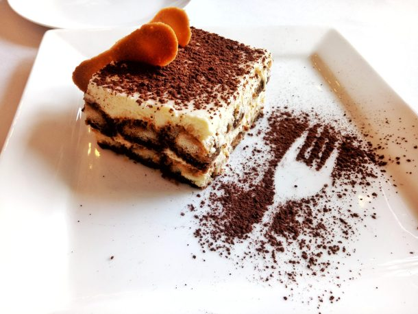 Yet another pure indulgence: Classic Tiramisu at Artusi Ristorante Gurgaon