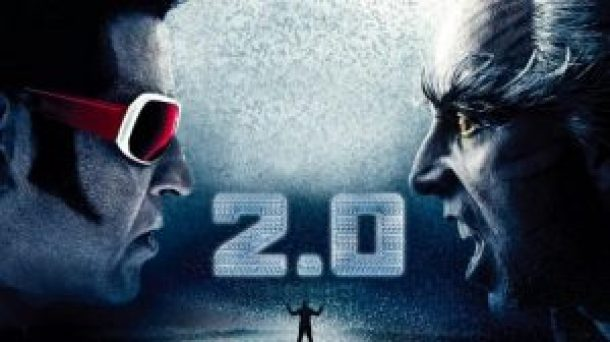 2.0 movie poster Source