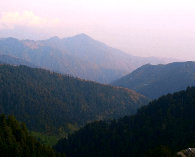Hill stations that one can plan with Dalhousie