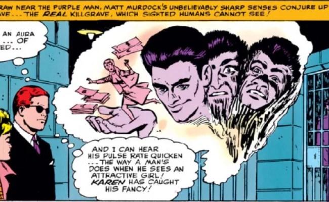 Daredevil S Wacky Power 3 May I Read Your Aura