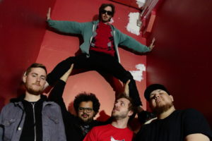 Press image of The Studs band