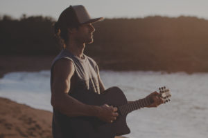 Image of Rob Riccardo acoustic singer for Warped Tour