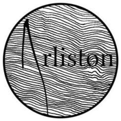 Arlistan black and white brand image