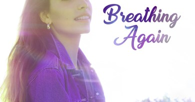 Adeline Saive Breathing Again cover