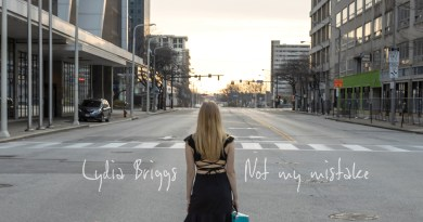 Lydia Briggs Not My Mistake cover