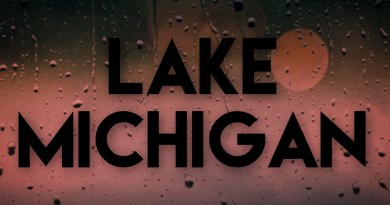 Nicholas Rowe Lake Michigan cover