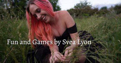 Svea Lyon Fun and Games cover