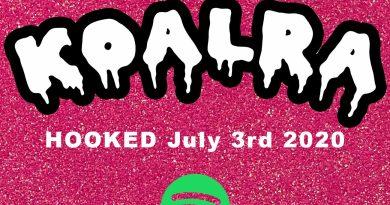 Koalra Hooked cover