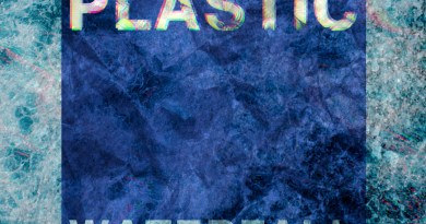 Plastic Waterfall cover