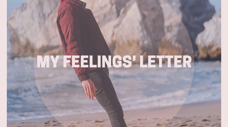 Andre Van Drunen My Feelings' Letter cover