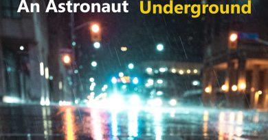 An Astronaut Underground cover