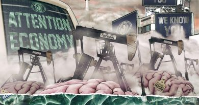 Launch Control Attention Economy artwork