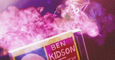 Ben Kidson Mind Made Up cover