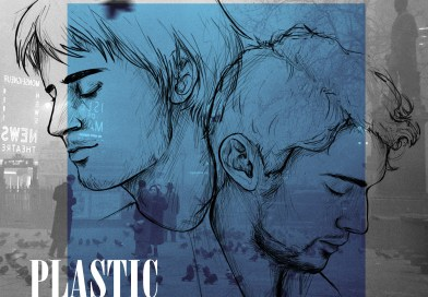 Plastic Poetry Vol 1 cover