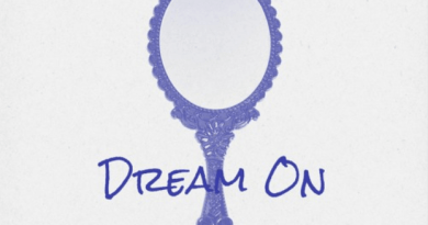 Jon Pattie Dream On artwork