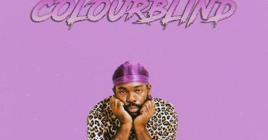 Mauvey Colourblind cover