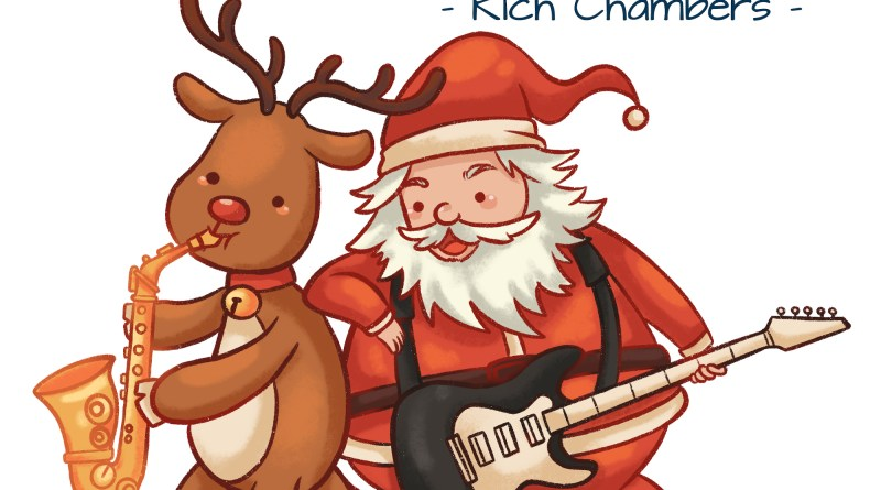 Rich Chambers It's Christmas Time (All Over the World) cover