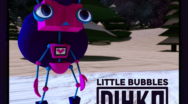 Pihka Is My Name Little Bubbles cover
