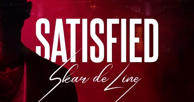 Skar de Line Satisfied cover