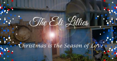 The Eli Lillies Christmas is the Season of Love cover
