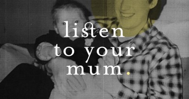 Chris Pidsley Listen to Your Mum cover