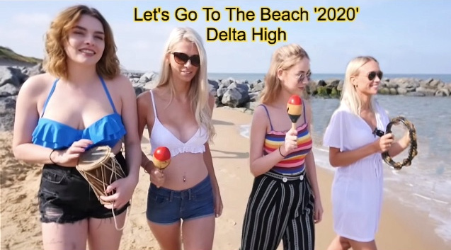 Delta High Let's Go to the Beach 2020