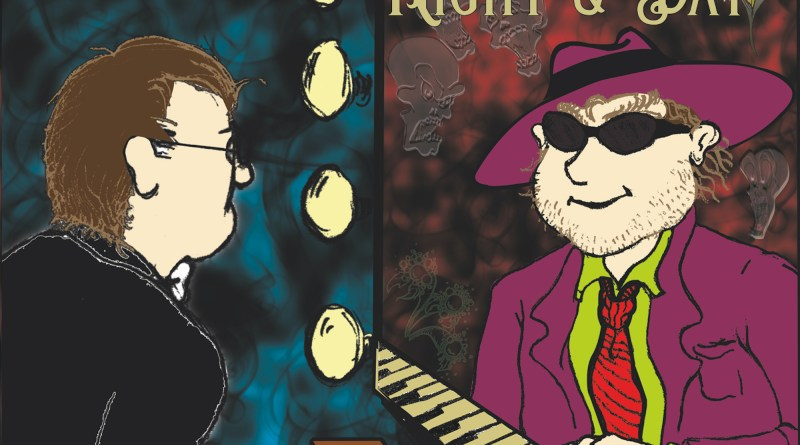Jack Phillips Night & Day cover