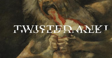 Twisted Ankle album artwork