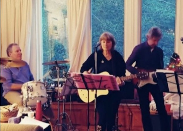 The Oxford Drive Band