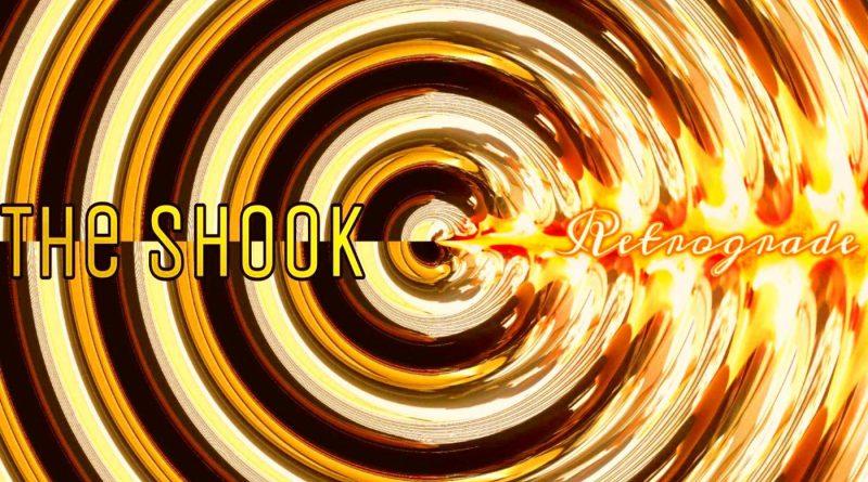 The Shook Retrograde EP cover