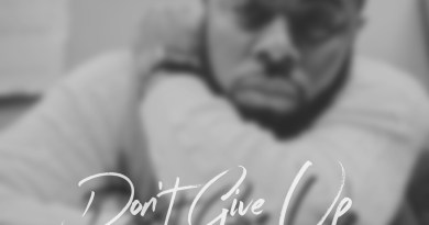 Johnnie Williams Don't Give Up single cover
