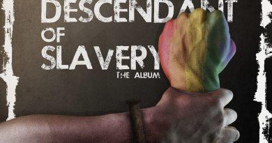 Terry Blade American Descendant of Slavery album cover