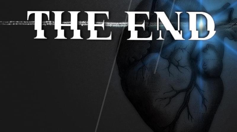 NVision The End single cover